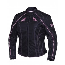 Ladies Revolution Gear Nylon Textile Jacket (3570.22)