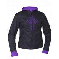 Ladies Revolution Gear Nylon Textile Jacket (3671.17)