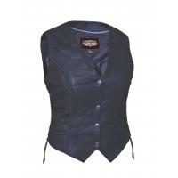 Ladies Premium Braided Vest (7482.00)