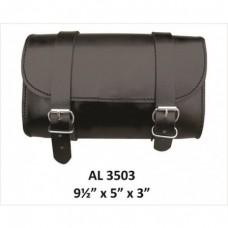 Small Plain Leather Tool bag.