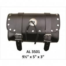 Small Studded Leather Tool Bag