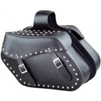 Leather Saddle Bags (1653.SD)