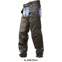 Tall Plain Lined Chaps